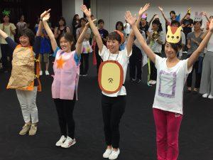 PETIPAの保育研修は実技100%!! 劇発表編