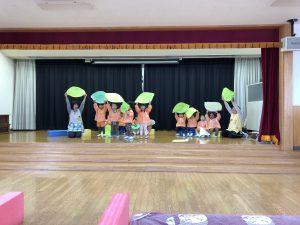 長崎県五島市の幼稚園さまに出張研修!