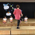 長崎県五島列島 福江市の幼稚園様に出張研修でした。