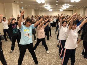 2019年「みんなができるダンス・歌・劇発表研修会」広島会場・名古屋会場編