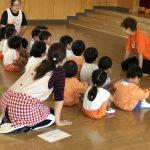 長崎県五島市福江幼稚園様へ 発表会の制作です!